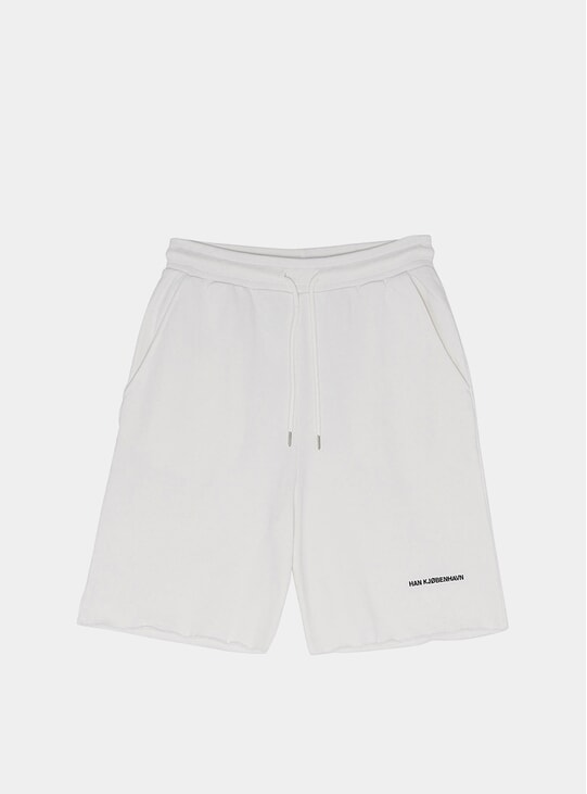 Off White Sweat Shorts