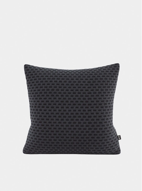 Black Dash Cushion