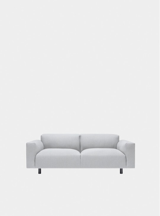 Grey Koti Two Seater Sofa