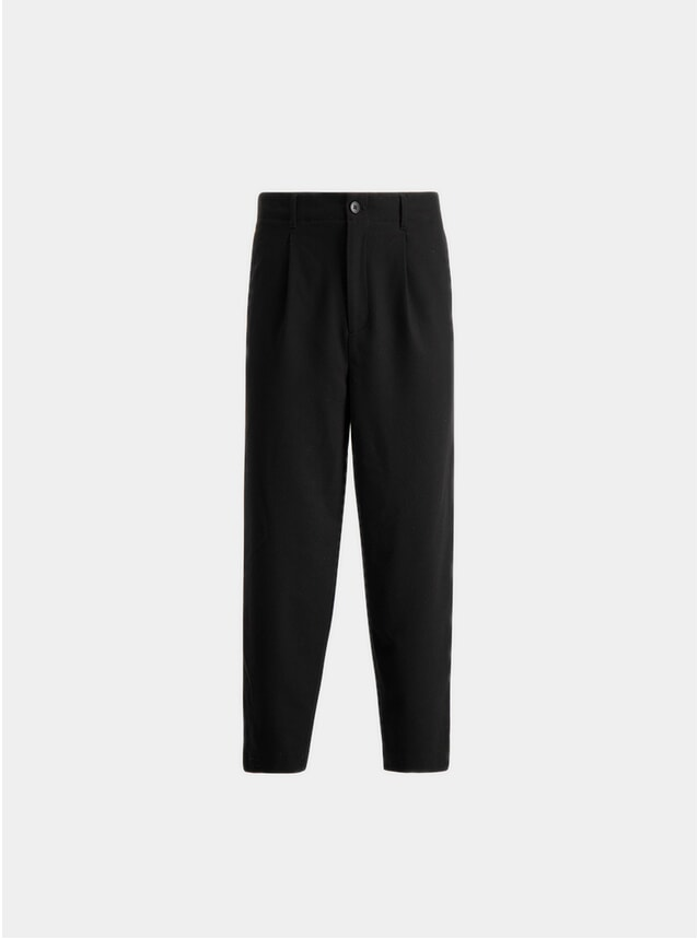 Black Robber Trousers