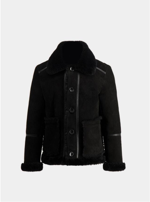 Black Sander Jacket