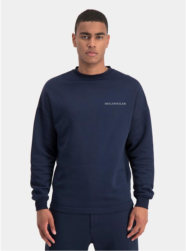 Navy Flea Sweatshirt