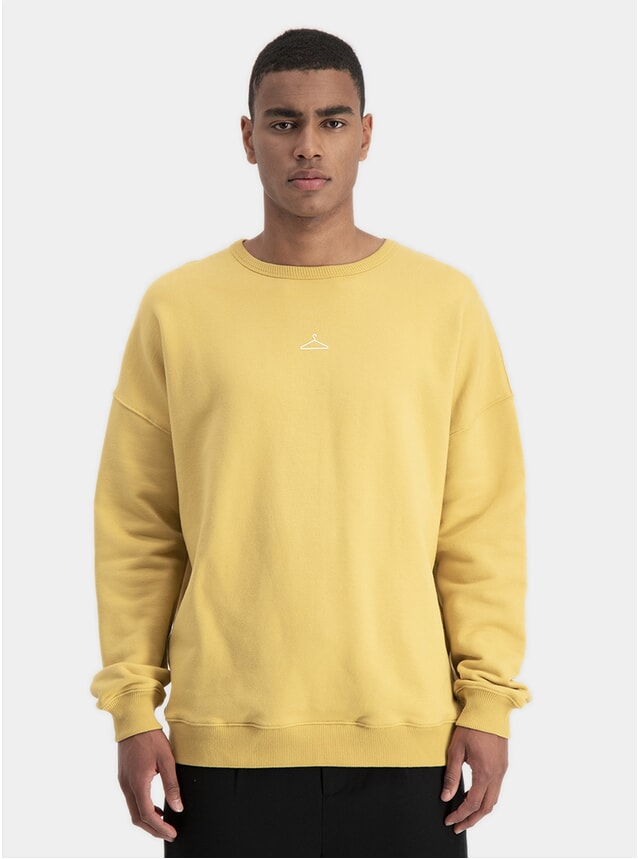 Yellow Hanger Sweatshirt