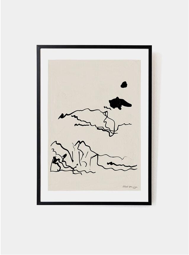 The Sunbathers Art Print