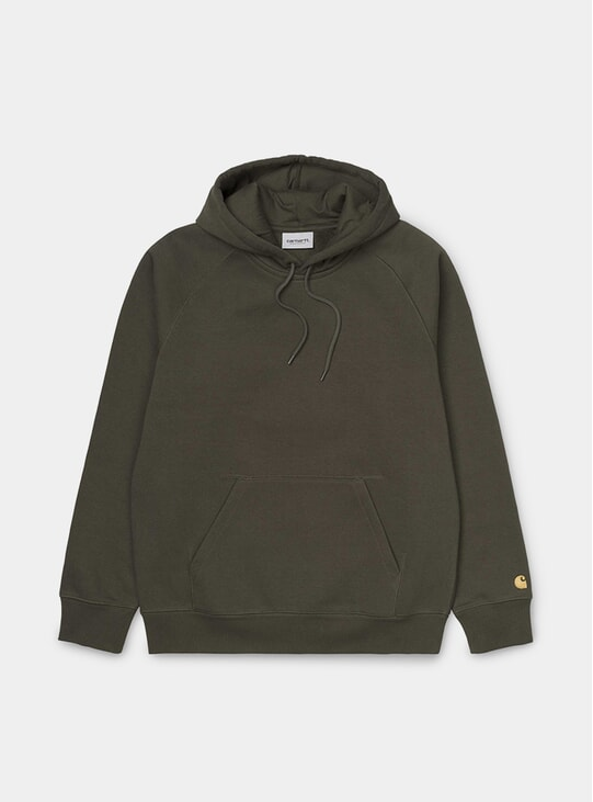 Cyrpress / Gold Hooded Chase Hoodie