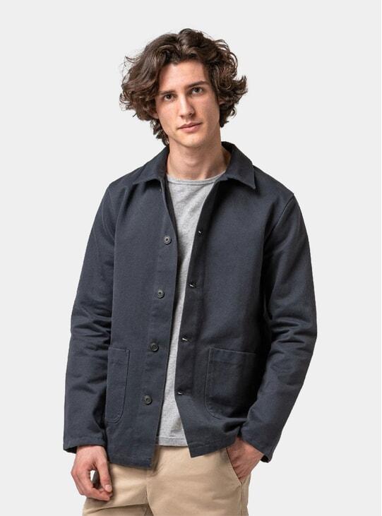 Dark Grey Work Jacket