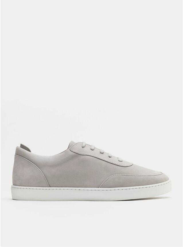 Grey Nova Sneakers