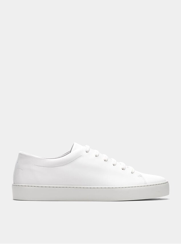 White Royal Sneakers