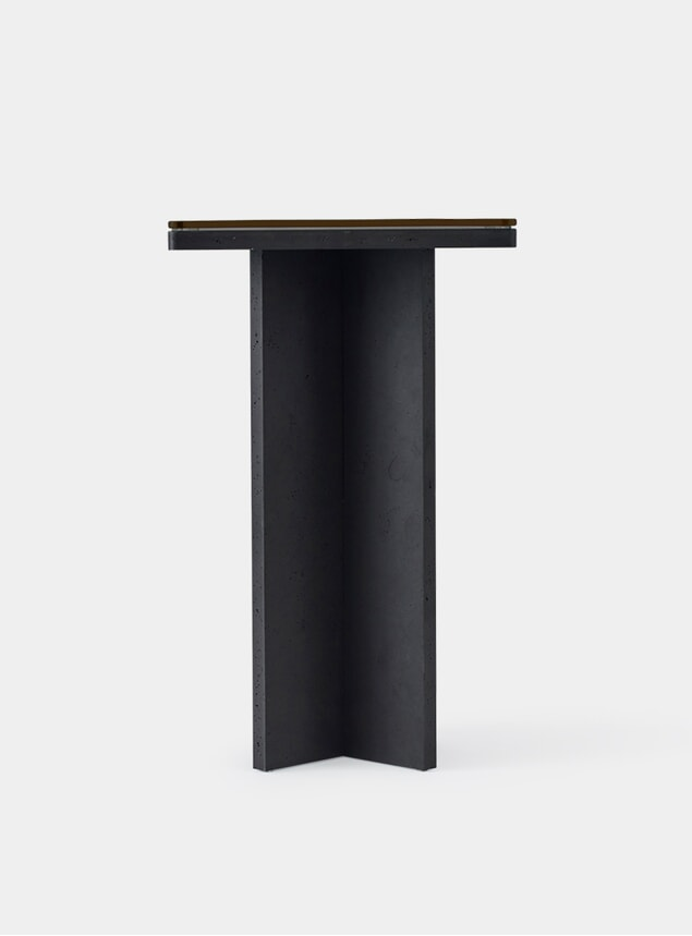 Black Coffee Side Table