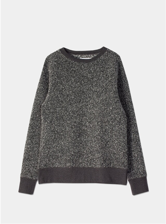 Charcoal Boiled Durness Sweatshirt