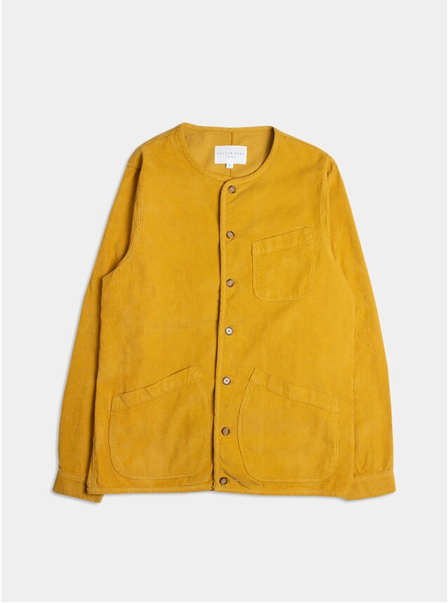 Old Gold Corduroy Neist Overshirt