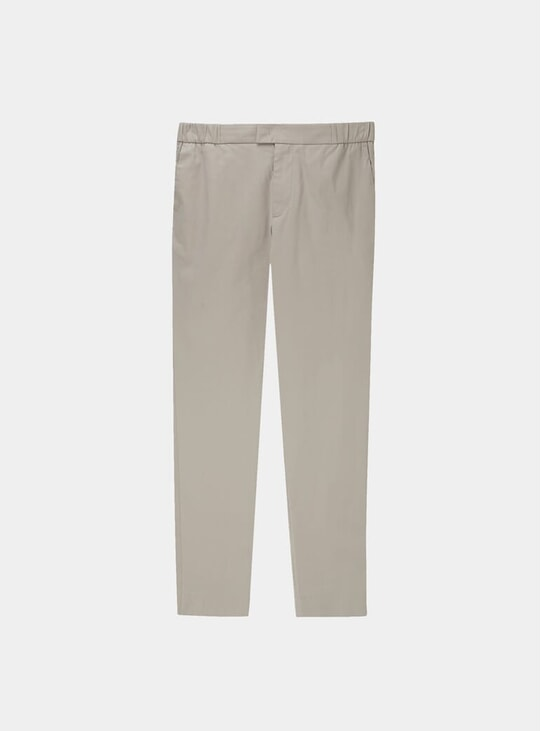 Beige 24 Trousers