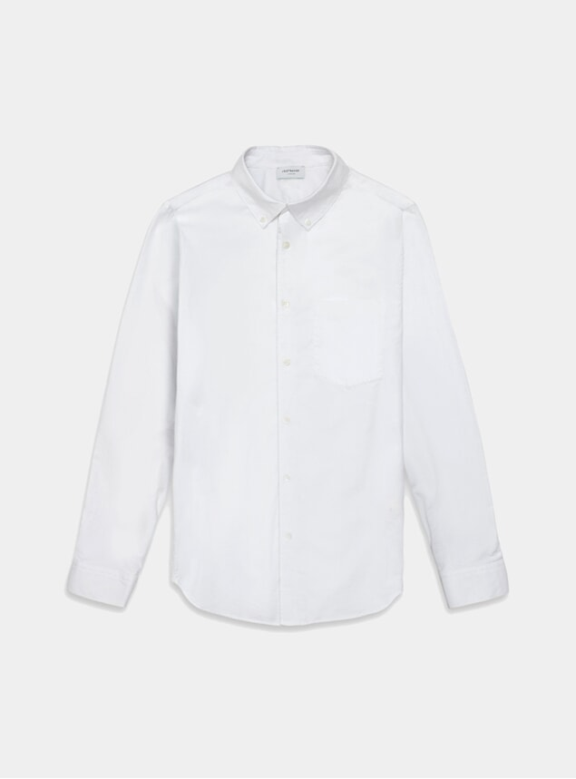 White Collared All Day Shirt