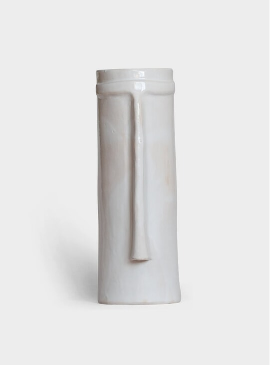 Tallest White Nose Vase