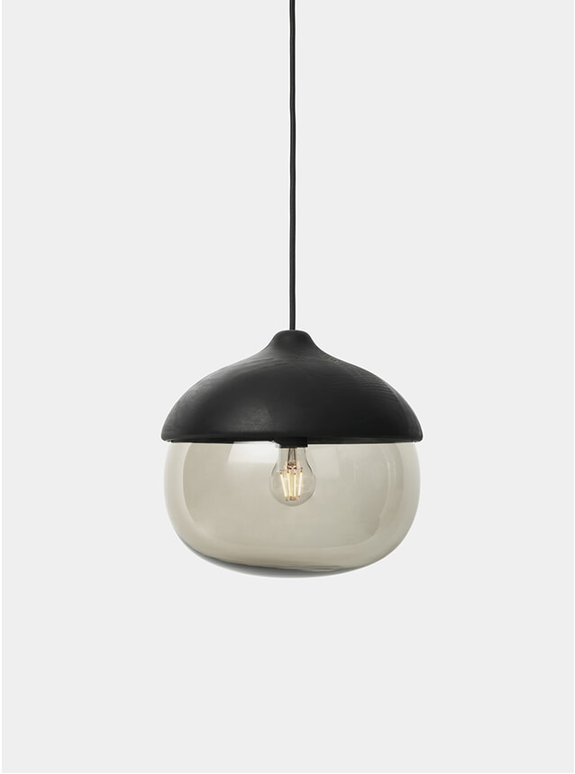 Black L Terho Lamp