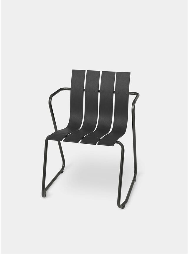 Black Ocean Chair
