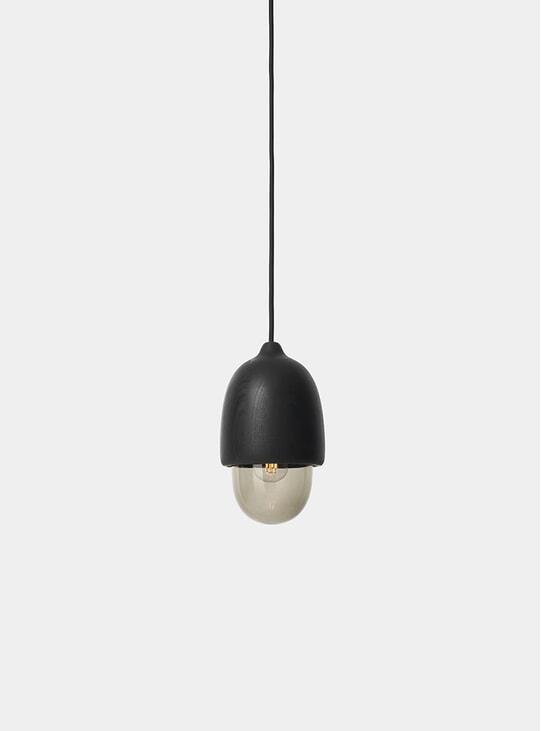 Black S Terho Lamp