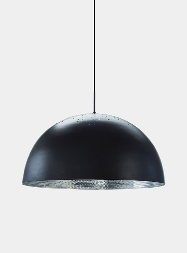 Black Shade Pendant Lamp