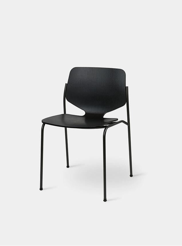 Black Stain Nova Chair