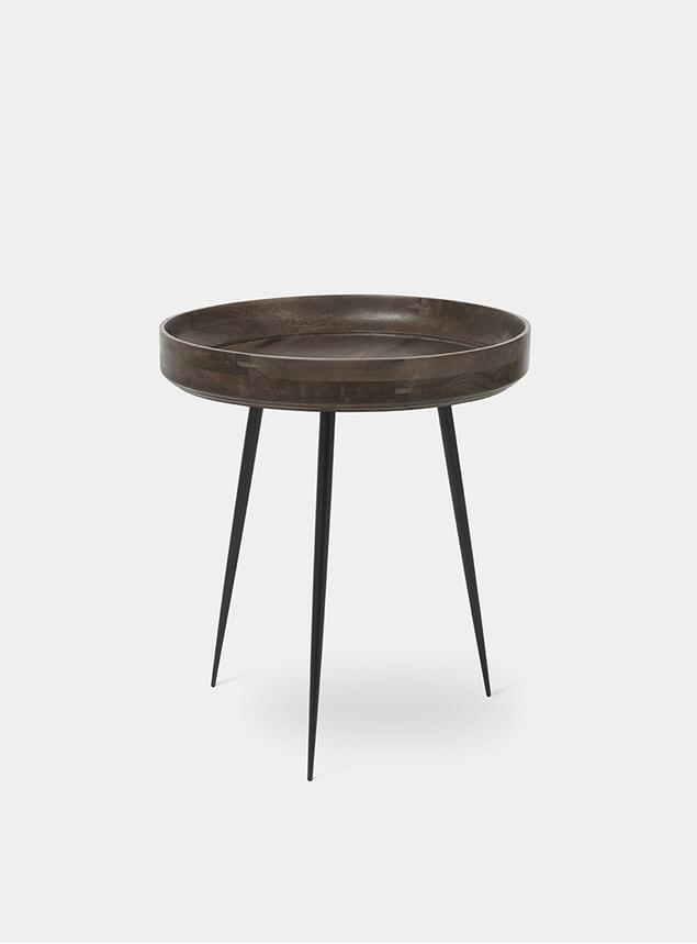 M Sirka Grey Bowl Table