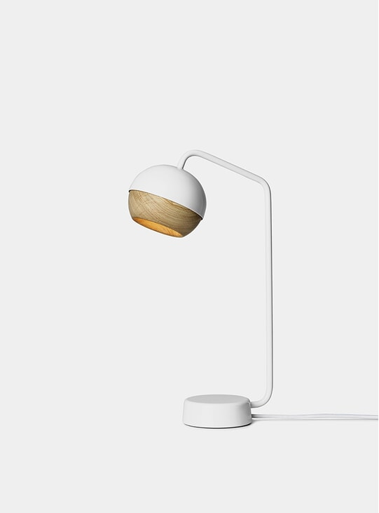 White Ray Table Lamp