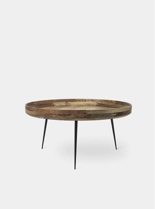 XL Natural Bowl Table