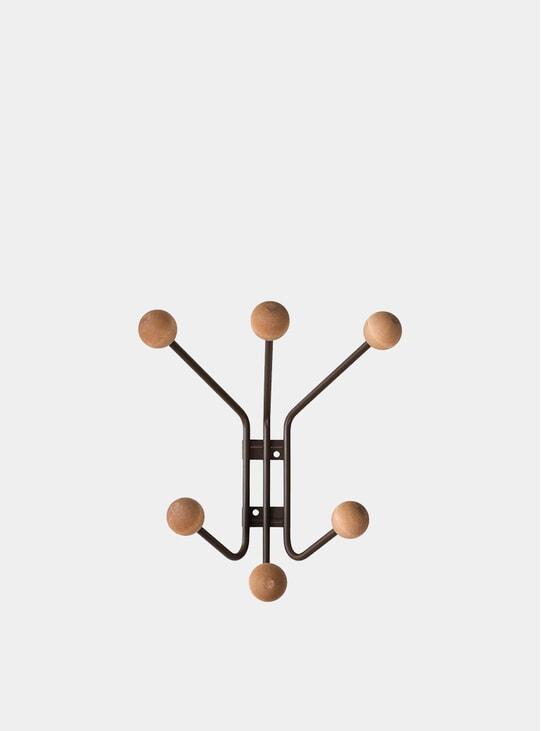 Terra Brown Bill XS Coat Hanger