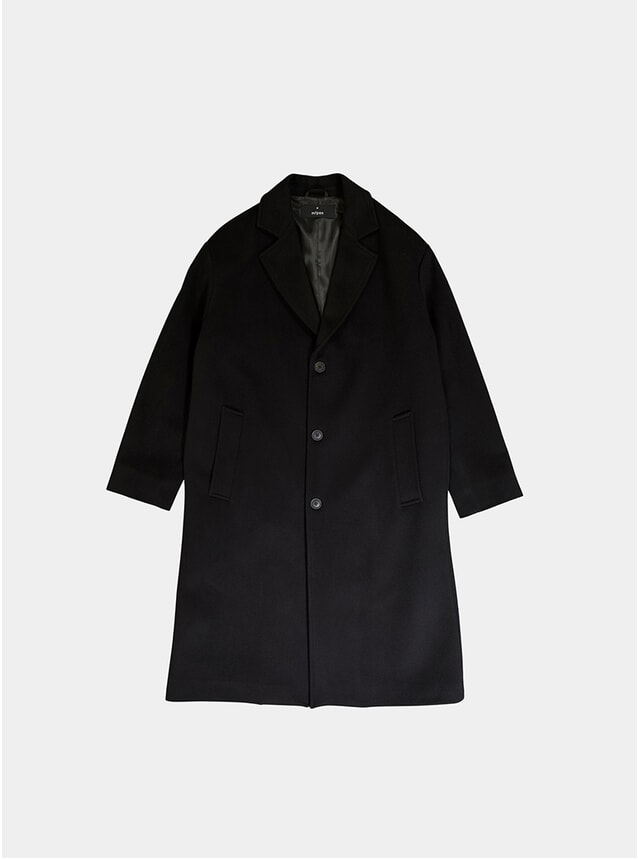 Black Objects Coat