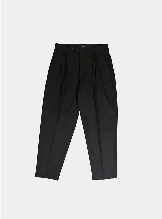 Dark Navy Scene Trousers