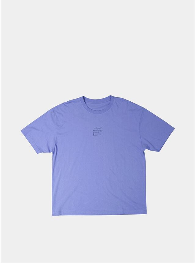 Lavender Tagless T Shirt