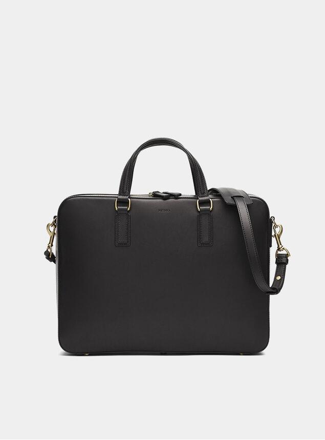Black Morris Briefcase