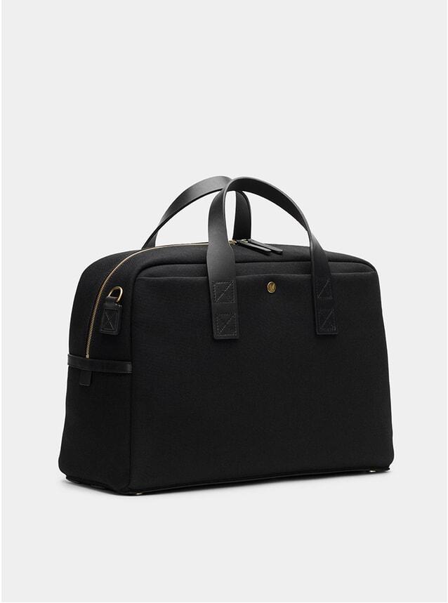 Coal / Black M/S Aviator Duffle Bag