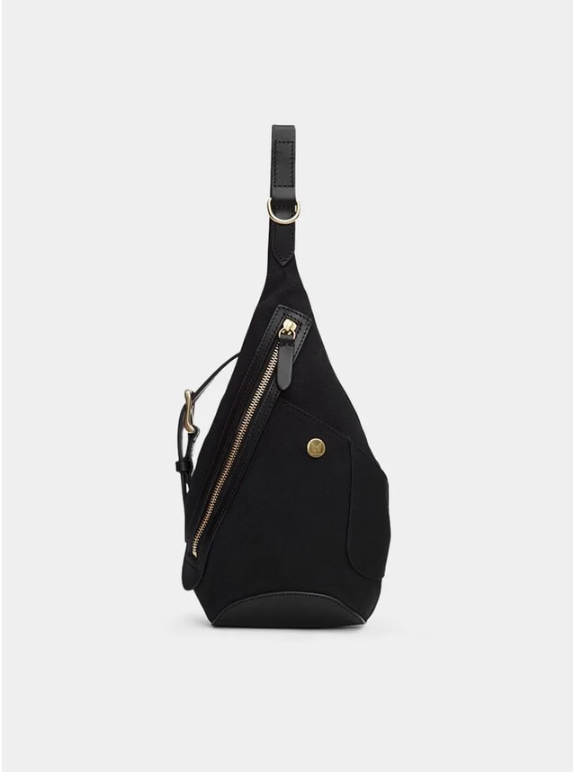 Coal / Black M/S Drop Bag