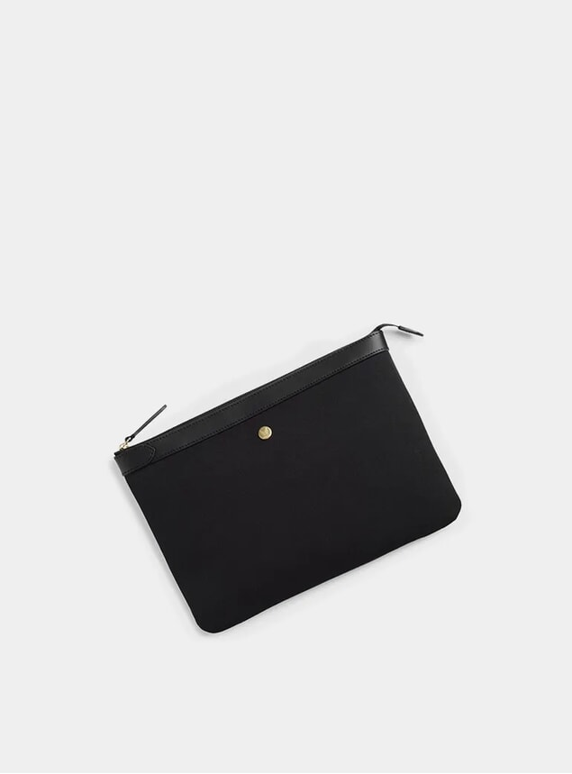 Coal / Black M/S Pouch