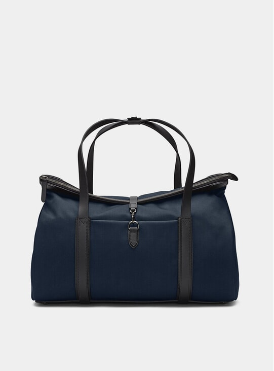 Deep Blue / Black M/S Adventurer Weekend Bag