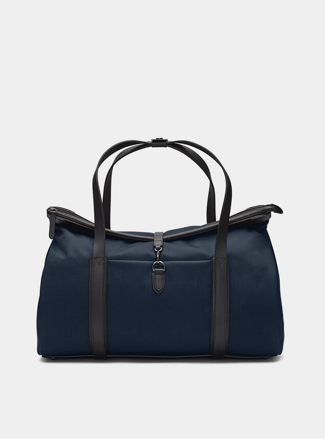 Deep Blue / Black M/S Adventurer Weekend Bag