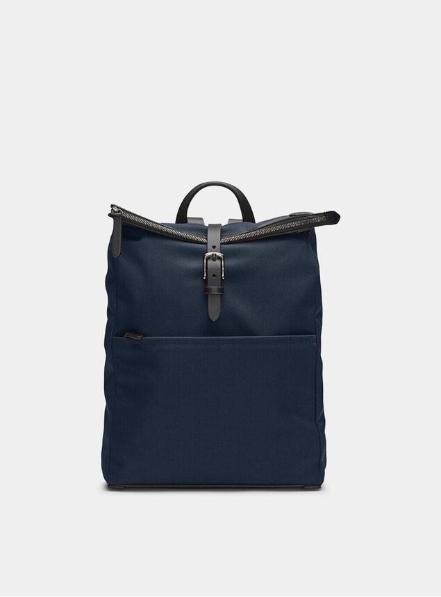 Deep Blue / Black M/S Express Backpack