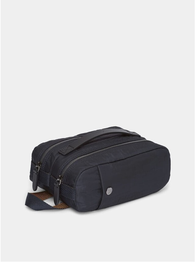 Moonlight / Black M/S Double Dopp Kit