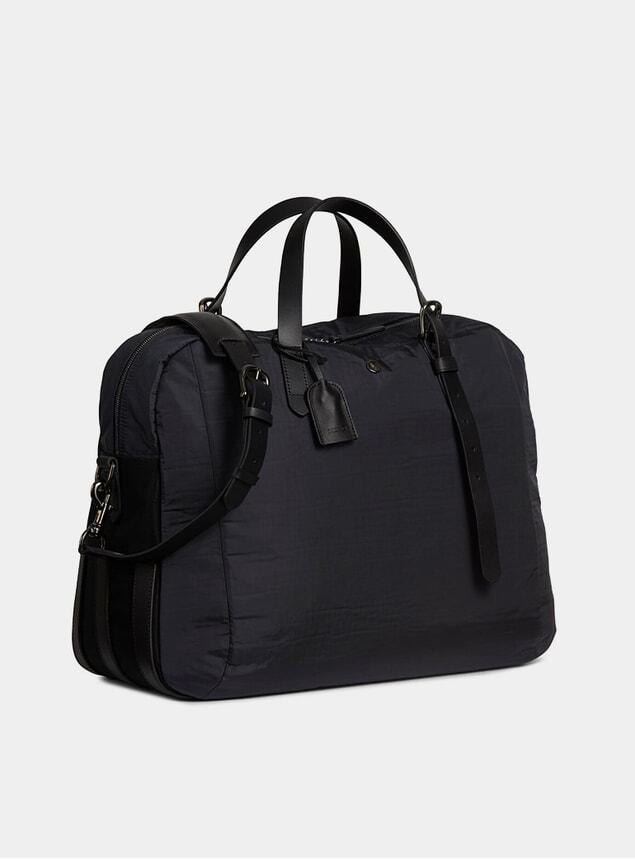 Moonlight Blue / Black M/S Something Bag