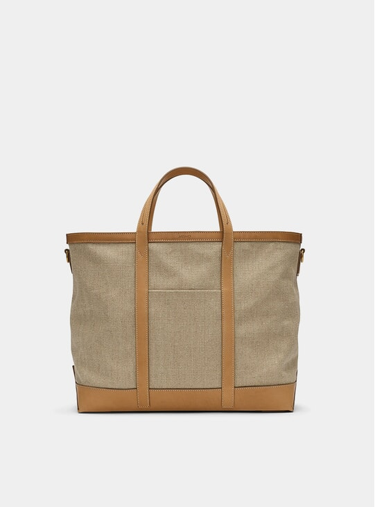 Natural / Linen M/S Vigour Bag