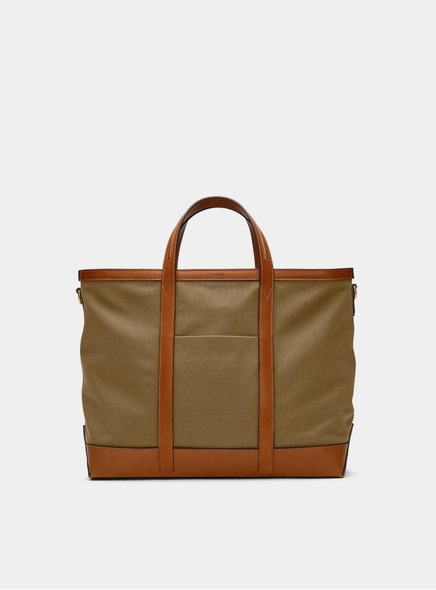 Tabac / Khaki M/S Vigour Bag