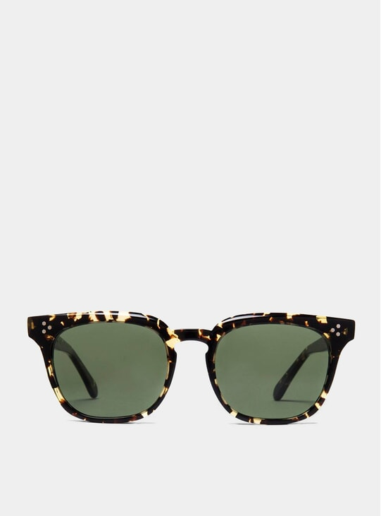 Dark Havana Príncipe Sunglasses