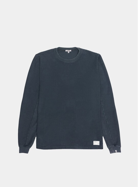 Midnight Navy Reverse Sweatshirt