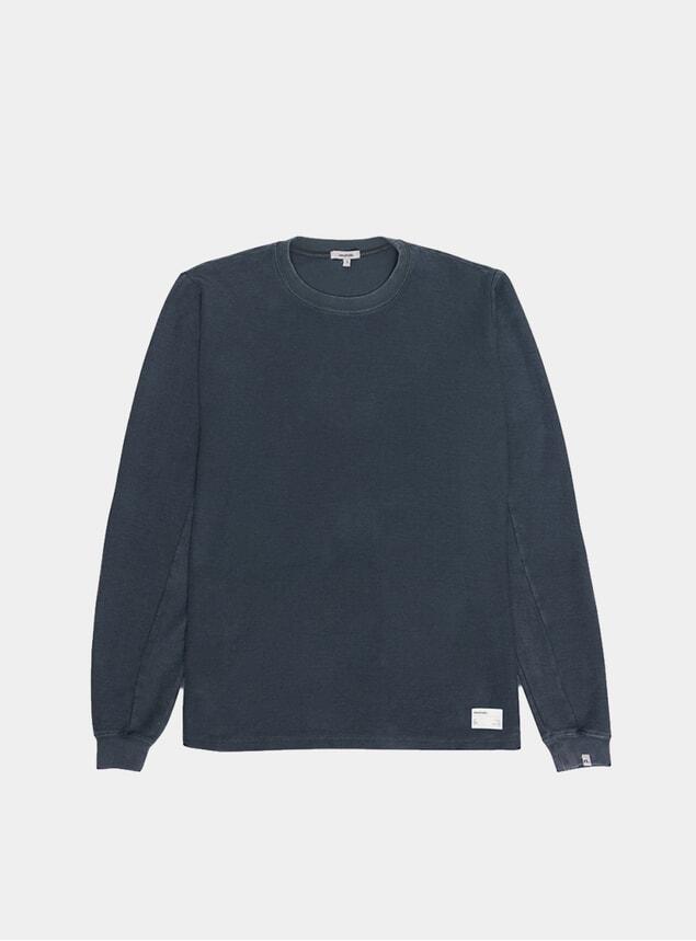 Midnight Navy Reverse Sweatshirt