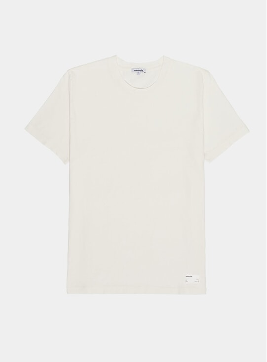 Stone White Classic T Shirt