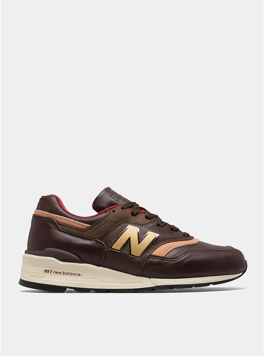 Brown / Tan 997 Sneakers