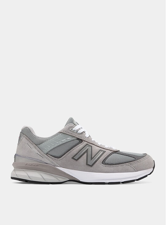Grey / Castlerock 990v5 Sneakers