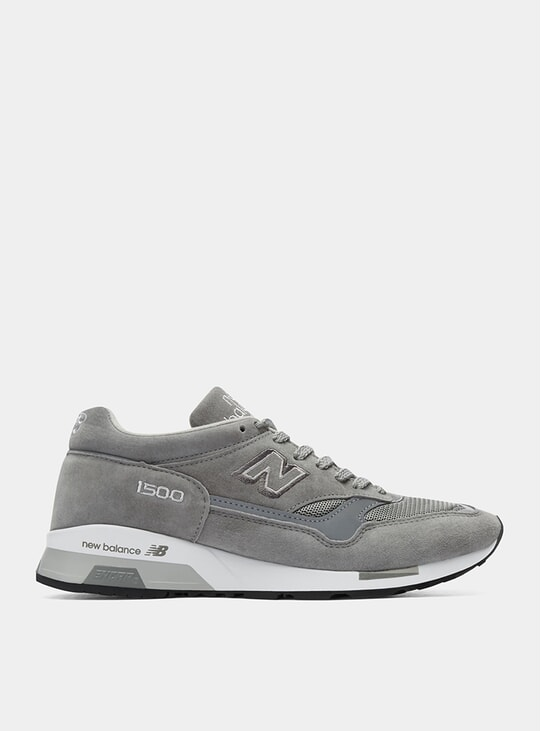 Grey / White 1500 Sneakers