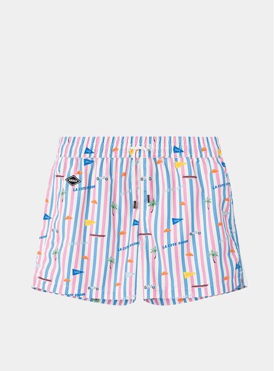 Azur Swim Shorts