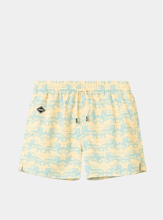 Sa-Wa-Dee Swim Shorts